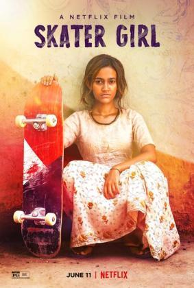 Filmplakat von Skater Girl