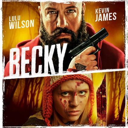 Filmplakat von Becky