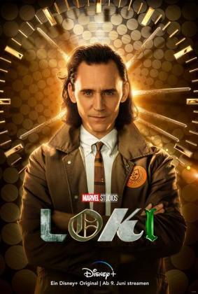 Filmplakat von Loki - Staffel 1