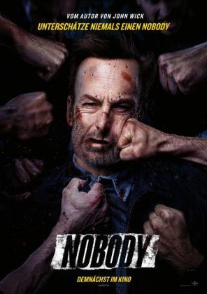 Filmbeschreibung zu Nobody 3D