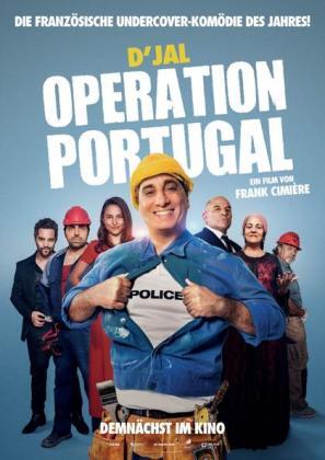 Filmbeschreibung zu Operation Portugal