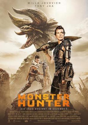 Filmbeschreibung zu Monster Hunter 3D (OV)