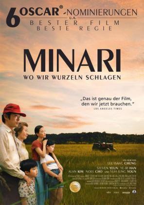 Filmbeschreibung zu Ü50: Minari - Wo wir Wurzeln schlagen