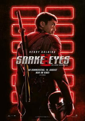 Filmbeschreibung zu Snake Eyes: G.I. Joe Origins