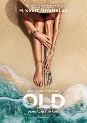 Filmbeschreibung zu Old (OV)