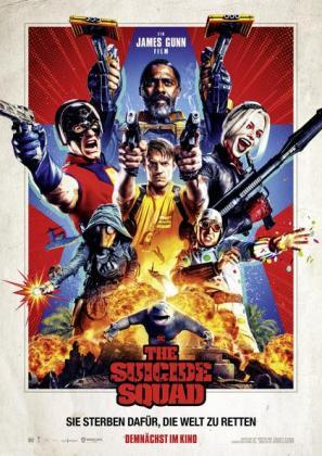 Filmbeschreibung zu The Suicide Squad 3D