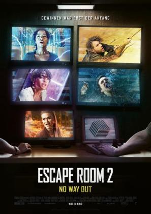 Escape Room 2 - No Way Out (OV)