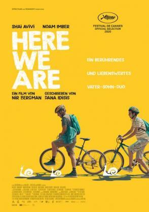 Filmplakat von Here We Are
