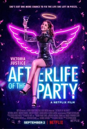 Filmplakat von Gibt es ein Leben nach der Party?