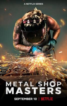 Filmplakat von Metallkunst: Showdown am Schweißgerät - Staffel 1