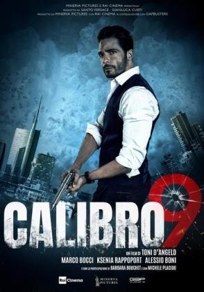 Filmplakat von Calibro 9