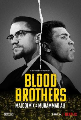 Filmplakat von Blutsbrüder: Malcom X und Muhammad Ali