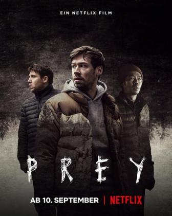Filmplakat von Prey