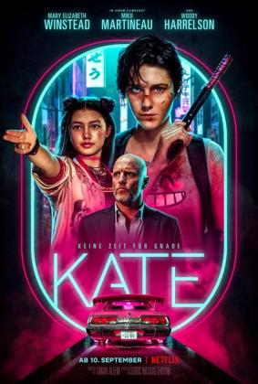 Filmplakat von Kate