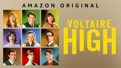 Filmplakat von Voltaire High - Die Mädchen kommen - Staffel 1