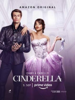 Filmplakat von Cinderella (2021)