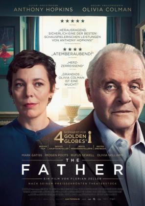 Filmplakat von Ü50: The Father