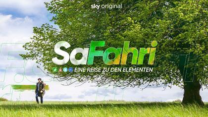 Filmplakat von SaFahri - Eine Reise zu den Elementen - Staffel 1