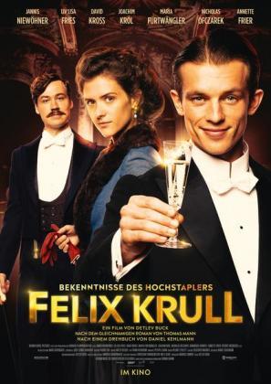 Filmbeschreibung zu Ü 50: Bekenntnisse des Hochstaplers Felix Krull