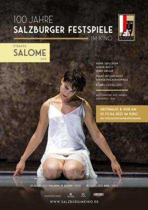 Salzburg im Kino: Salome (OV)