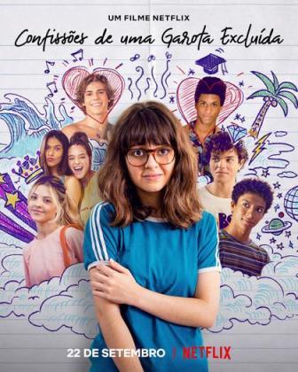 Filmplakat von Bekenntnisse eines unsichtbaren Mädchens