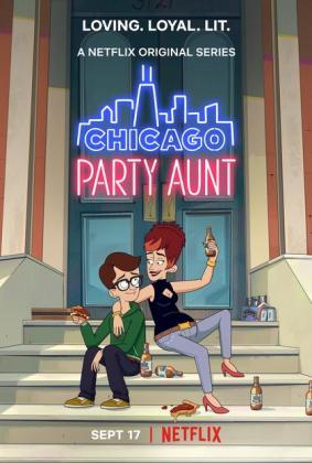 Filmplakat von Chicago Party Aunt - Staffel 1