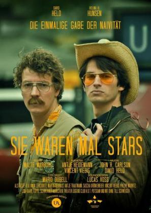 Filmbeschreibung zu Sie waren mal Stars!