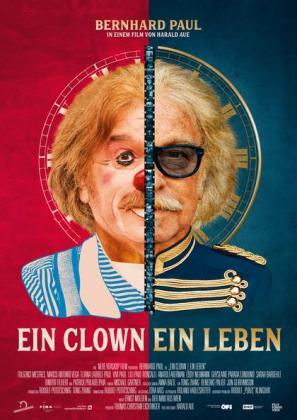 Filmplakat von Ein Clown - Ein Leben (OV)