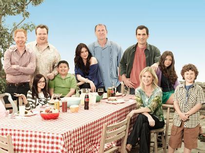 Filmplakat von Modern Family - Staffel 1-3