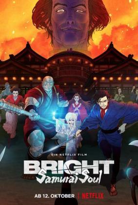 Filmplakat von Bright: Samurai Soul