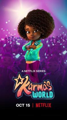 Filmbeschreibung zu Karmas Welt - Staffel 1