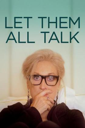 Filmplakat von Let Them All Talk