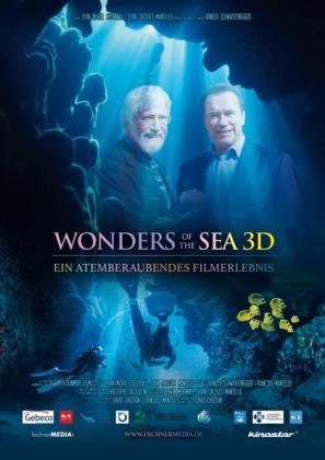 Filmbeschreibung zu Ü50: Wonders of the Sea 3D
