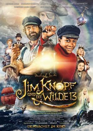 Filmbeschreibung zu Jim Knopf und die Wilde 13