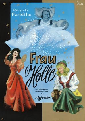 Filmbeschreibung zu Frau Holle