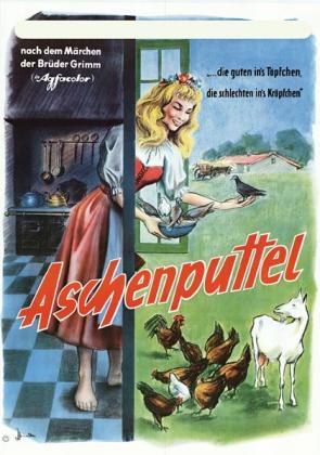 Filmplakat von Aschenputtel