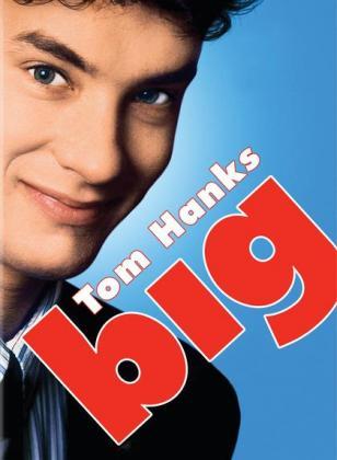 Filmplakat von Big