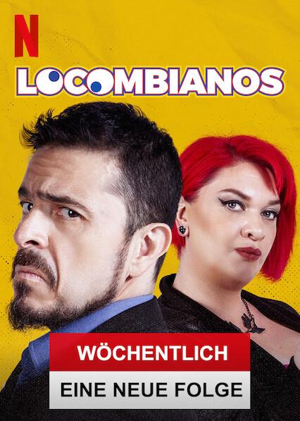Filmbeschreibung zu Locombianos