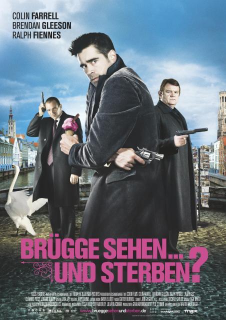Filmbeschreibung zu Brügge sehen... und sterben?