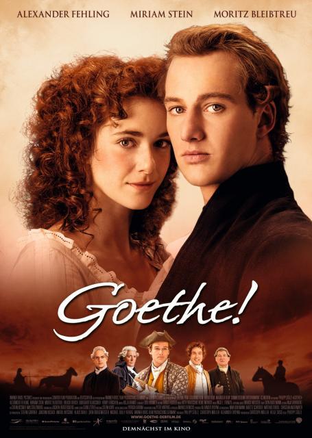 Filmbeschreibung zu Goethe!