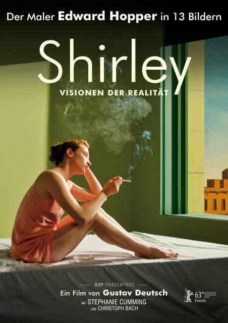 Filmbeschreibung zu Shirley - Visionen der Realität
