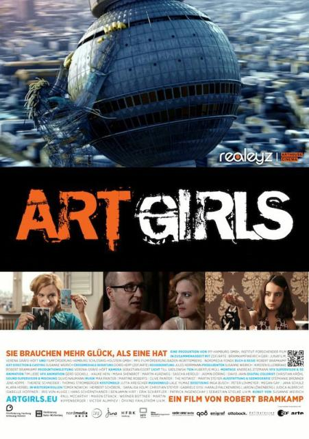 Filmbeschreibung zu Art Girls