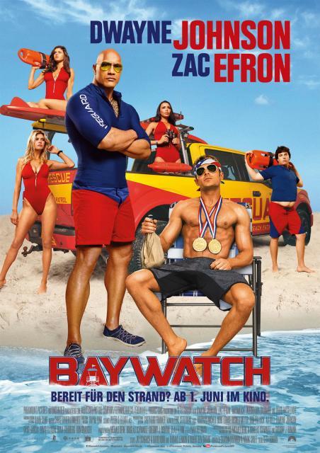 Platz 2 -  Baywatch