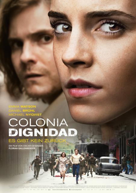 Filmbeschreibung zu Colonia Dignidad - Es gibt kein Zurück