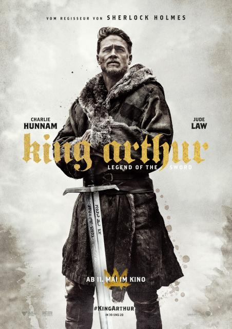 Platz 3 -  King Arthur: Legend of the Sword