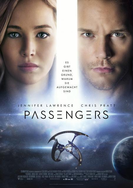 Platz 8 -  Passengers