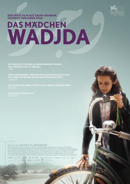 Filmbeschreibung zu Das Mädchen Wadjda