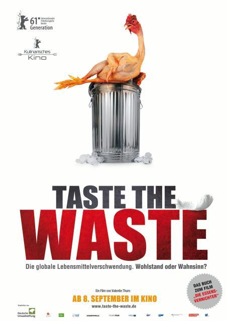 Filmbeschreibung zu Taste the Waste