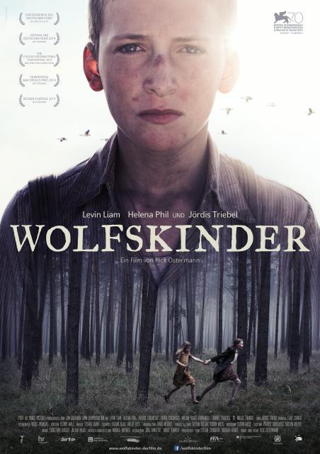 Filmbeschreibung zu Wolfskinder