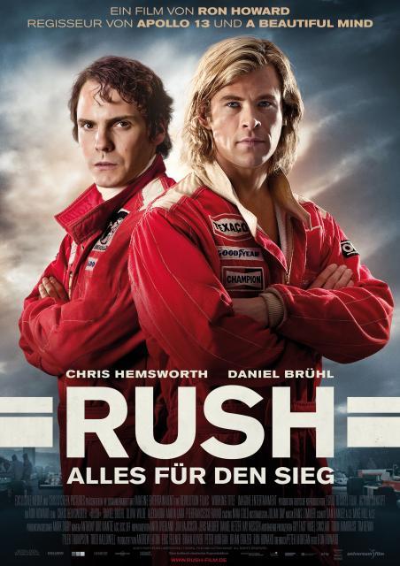 Filmbeschreibung zu Rush - Alles für den Sieg